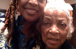 Kim and Ruby Dee at BB Kings (NYC)
