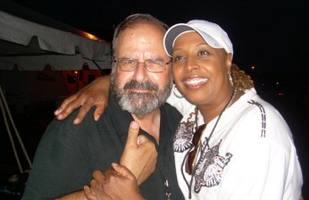 Frank Malfitano and Kim (Syracuse Jazz Festival)