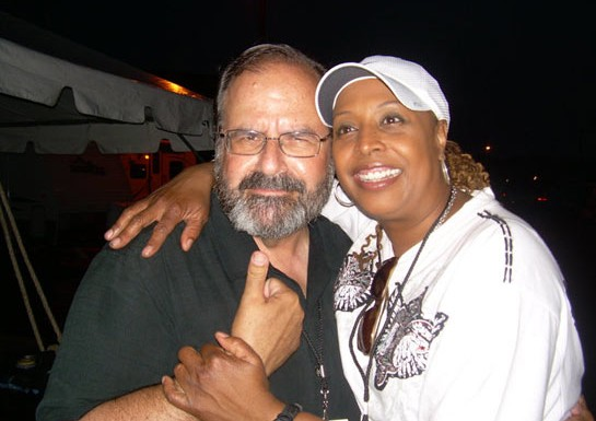 Frank Malfitano and Kim (Syracuse Jazz Festival)