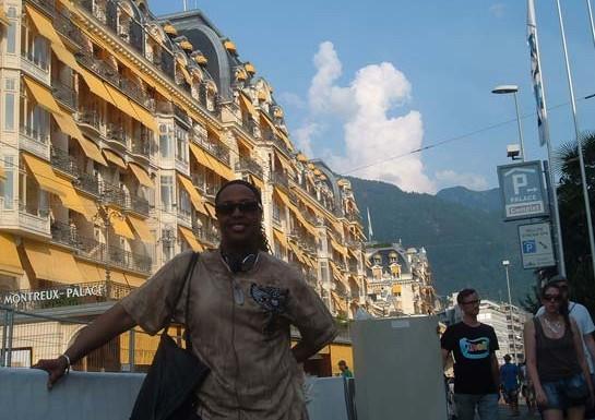 Montreux Jazz Festival (Switzerland)