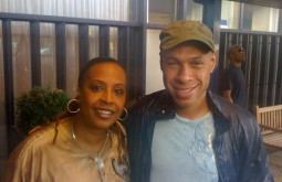 Kim and Joshua Redman (North Sea Jazz Festival)