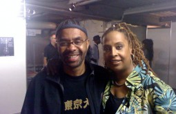 Kenny Garrett and Kim (Europe)