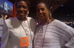 Carla Harris and Kim (Philadelphia)