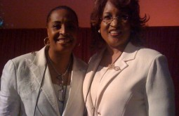Kim and Bishop Vashti McKenzie (Philadelphia)