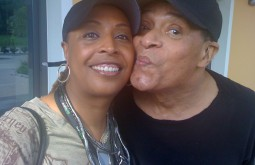 Kim and Al Jarreau (Italy)