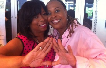 Maurette Clark Brown and Kim (DC)